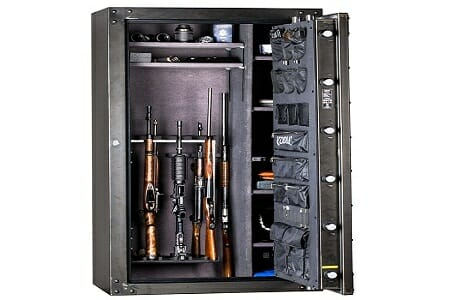 How to keep a gun safe dry and moisture-free