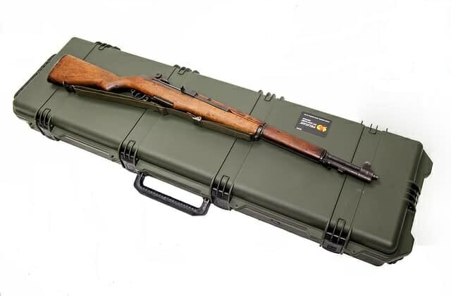 Best hunting rifle case